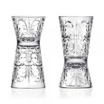 12 luxusních brýlí zdobených v ekologickém křišťálu - osud