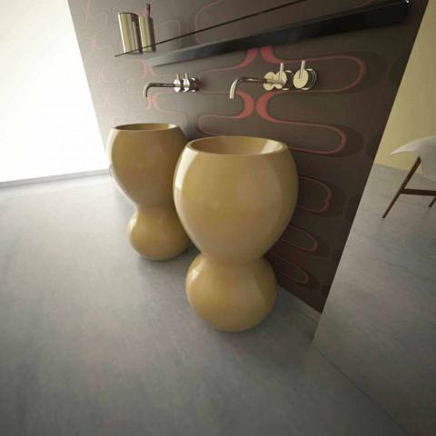 Ariel Koupelnové umyvadlo vyrobené v Itálii