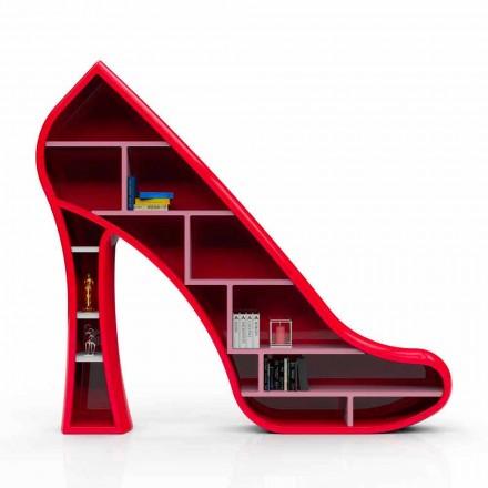 Moderní knihovna v Solid Surface Lady v Itálii
