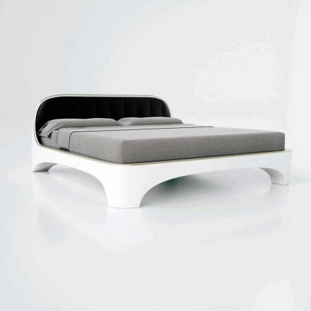 Luxusní design Moderní dvoulůžko Elegance Made in Italy