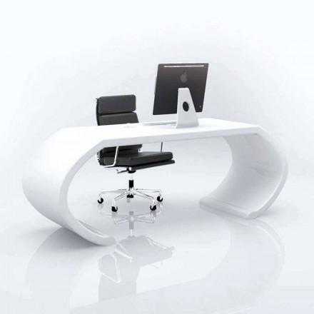 Moderní designový kancelář Adams, vyrobený v Itálii