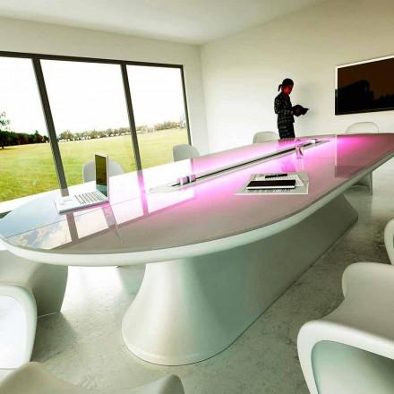 Tabulka informací o schůzce stolů / návrhů