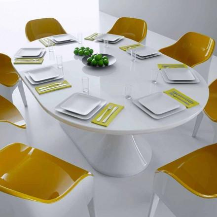 Současný design jídelní stůl Obědový stůl vyrobený v Itálii