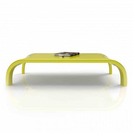 Moderní designový kávový stolek z kopce v Itálii