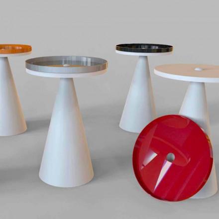 Moderní design Kávový stolek Spot Made in Italy
