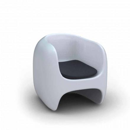 Moderní design křeslo Apple vyrobené v Itálii