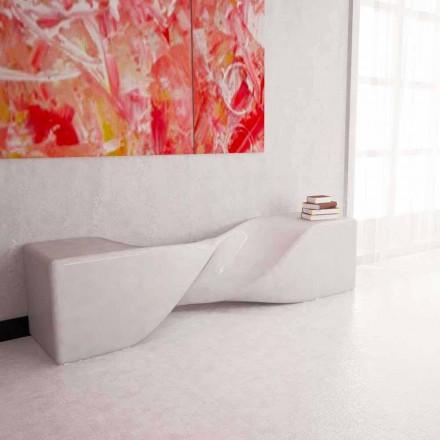 Moderní design Bench Bobby Vyrobeno v Itálii