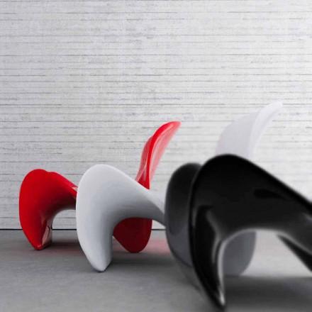 Moderní design křeslo Forma Vyrobeno v Itálii