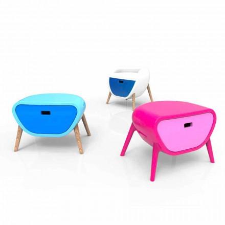 Moderní stolní deska Design Little Gauche Vyrobeno v Itálii