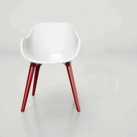 Manu Moderní designové židle v Itálii
