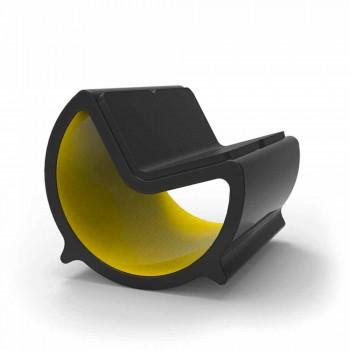 2 sedačky Houpací pohovka Design Moon Vyrobeno v Itálii