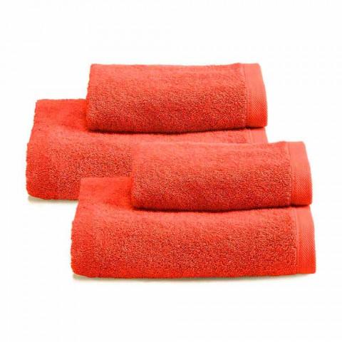 2 páry barevných osušek v bavlněné Spguna - Vuitton