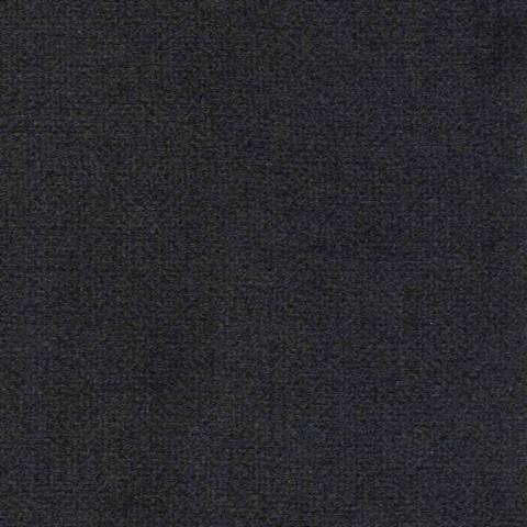 2 elegantní křesla do obývacího pokoje barevná látka a černý kov - vévodkyně