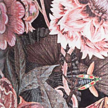 2 porcelánový stojánek na deštníky s obtiskem Homemotion Flower - Jolly