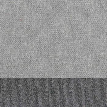 4 elegantní moderní designová křesla do obývacího pokoje v látce s lemem - Scarat