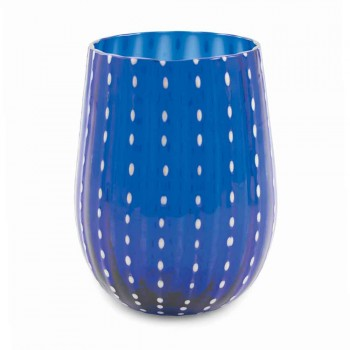 6 barevných a moderních skleněných brýlí pro elegantní vodu - Persie
