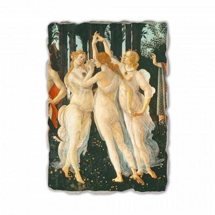 """Fresco Botticelli """"Alegorie jara"""" - detail"""