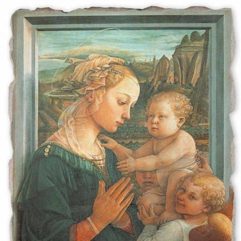 """Fresco provádí v italském Filippo Lippi """"Madony s dítětem"""""""