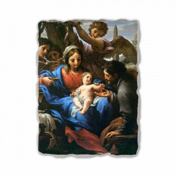 """Fresco Francesco Mancini """"Odpočívej v průběhu letu do Egypta"""""""