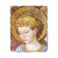 """Gozzoli Fresco """"Sbory andělů v klanění"""" - ca 1454"""