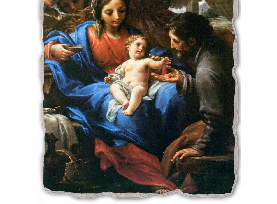"""Great Fresco F.Mancini """"Odpočívej v průběhu letu do Egypta"""""""