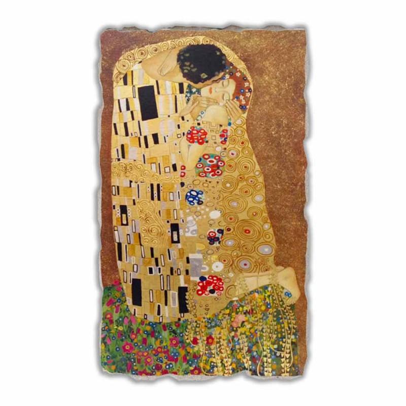 """Great Fresco provádí v Itálii Gustava Klimta """"Polibek"""""""