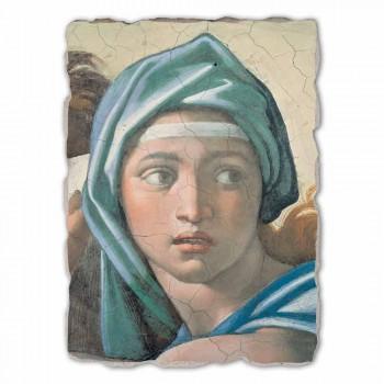 """Great Fresco provádí v Itálii Michelangelo """"Věštírna v Delfách"""""""