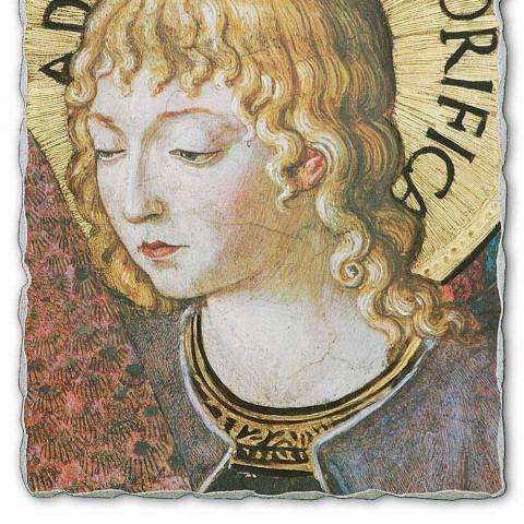 """Great Fresco Gozzoli """"Sbory andělů v klanění"""" -1454"""