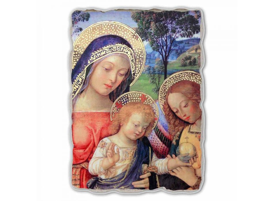 "Great Fresco Pinturicchio ""Madonna della Pace"" speciální"