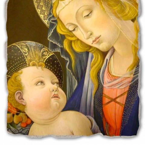 """Fresco velká hra Botticelli """"Madonna knihy"""""""