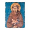 """Fresco velká hra Cimabue """"San Francesco"""" XIII century"""