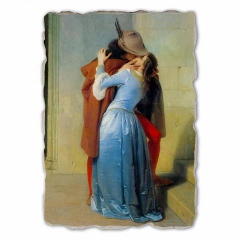 Fresco velkou reprodukci provádí v Itálii Hayez Hubička
