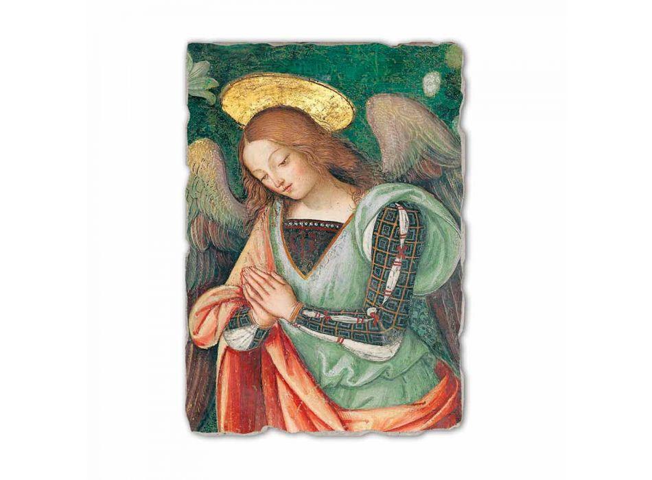 """Fresco Pinturicchio hrát roli """"betlém"""". Angelo"""