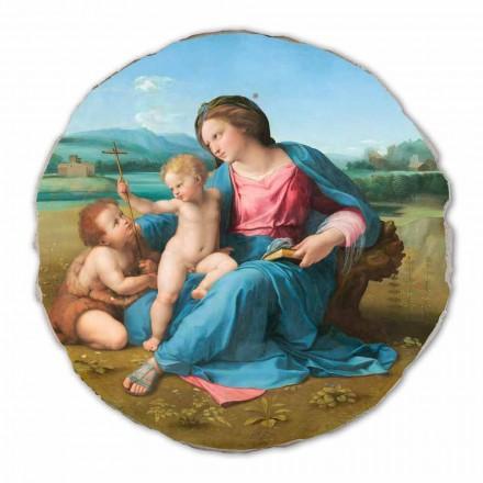 "Fresco rozmnožování Raffaello Sanzio ""Alba Madonna"", 1510"