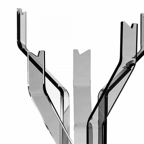 mleté uzené závěsné háky 5 Andrea, moderní design