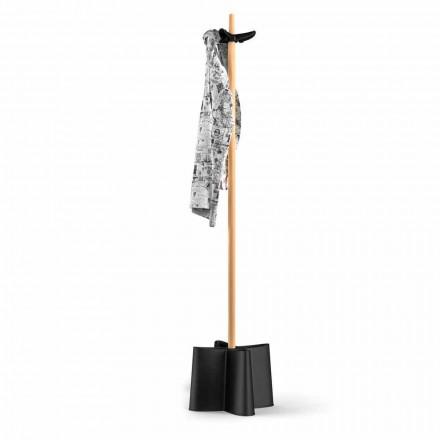 Srst deštník stojí v přírodním buku a polypropylenu Nurri