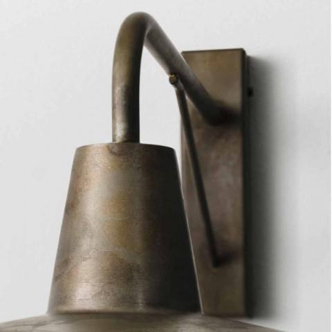 Zdi ke zdi v průmyslové stylu starožitné železné Sally Il Fanale