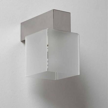 Lampa s odstínem moderním designem, L.11 x P.11cm, Matis
