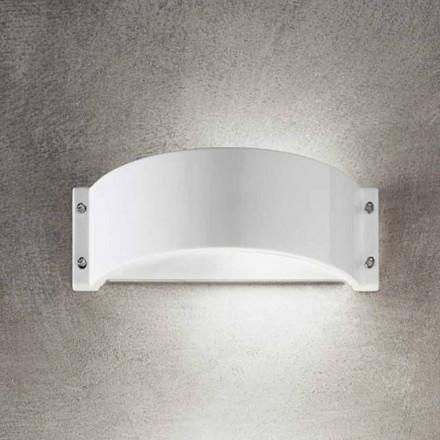 Wall keramické bílé dlaždice Glamour Aldo Bernardi