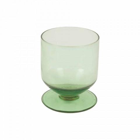 Barevné brýle v originálním designovém skle, služba 12 kusů - těsto