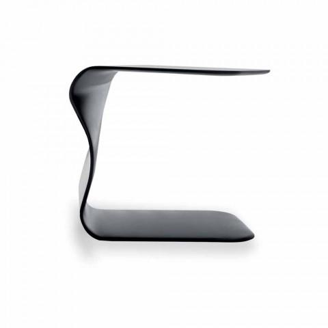 Bonaldo Duffy design konferenční stolek 48x60 polyuretan lakovaný vyrobený v Itálii