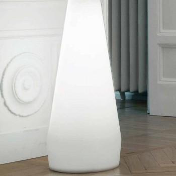 Bonaldo Kadou kabinet s polyetylenovým designovým světlem vyrobeným v Itálii