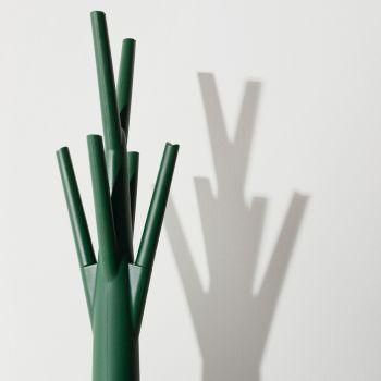 Bonaldo Tree vnitřní / venkovní věšák na kabáty z polyetylenu vyrobený v Itálii