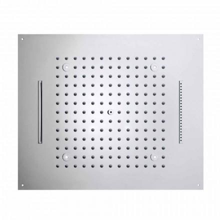 Bossini Dream sprchová hlavice se třemi tryskami s moderním LED světly