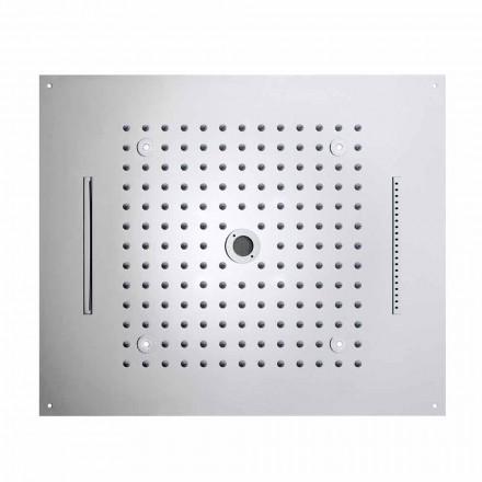 Bossini Dream Moderní sprchové hlavice s LED světly a čtyřmi funkcemi
