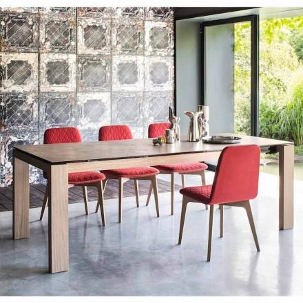 Sigma Calligaris Modern rozšiřitelný tabulky až 220 cm keramika