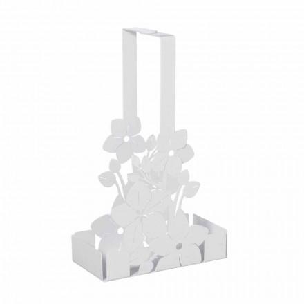 Moderní designový květinový držák na košíčky železa vyrobený v Itálii - Marken