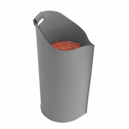 Vnitřní držák na pelety basket kůže 15 Kg SAPEL designu
