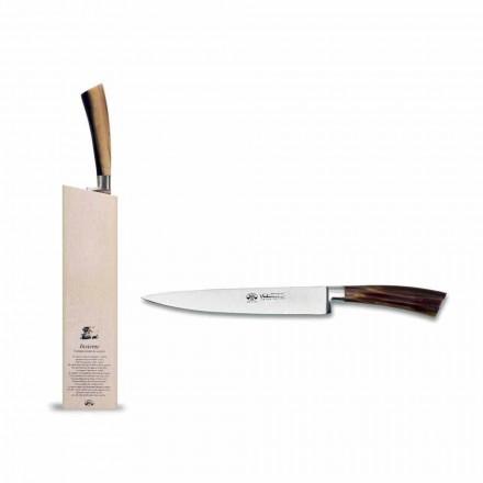 Rybí nůž společně s kmenem Berti exkluzivně pro Viadurini - Reano