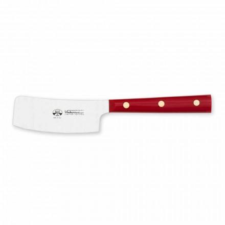 Nůž na měkké sýry z nerezové oceli, Berti Exkluzivní pro Viadurini - Ailano